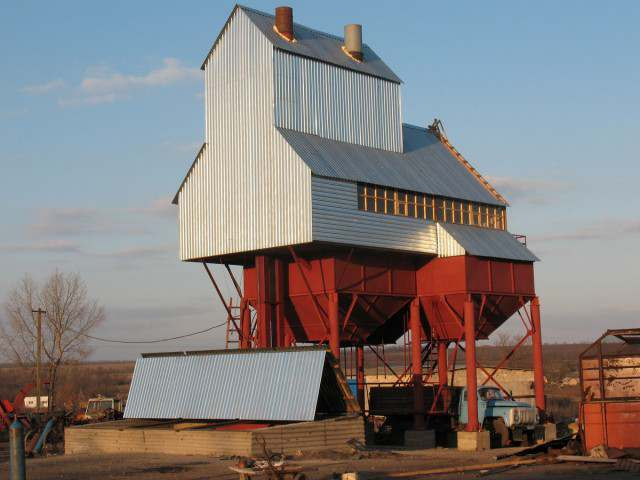 Реконструкція, ремонт, будівництво ЗАВ, КЗС зерноочисних комплексів - Изображение 1