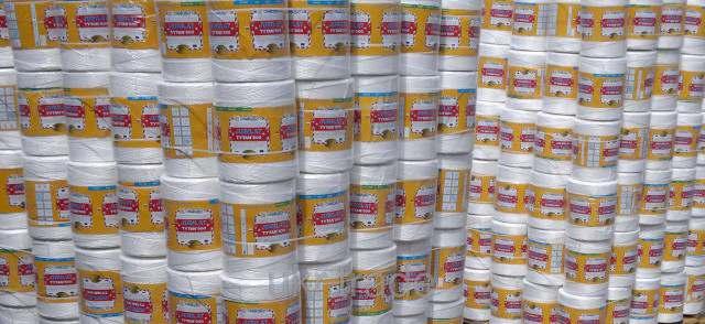 Шпагат тюковочный сеновязальный, 400, 500, 1000 ТЕХ - Изображение 3