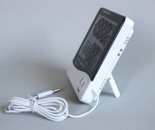 Цифровой термо-гигрометр HTC-2 (0-50 С; 10%…99%) - Изображение 2