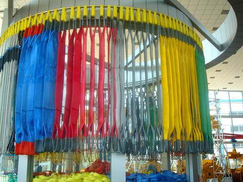 Продам стропы текстильные грузоподъемностью до 25 тонн. Скидки ! - Изображение 1