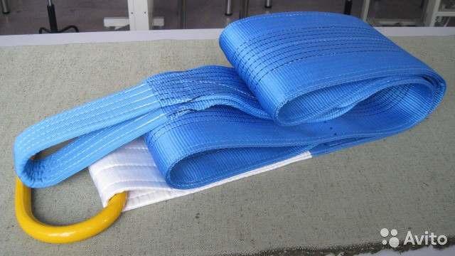 Продам стропы текстильные грузоподъемностью до 25 тонн. Скидки ! - Изображение 2