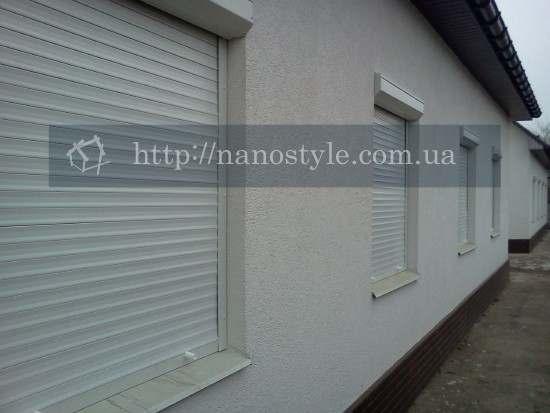 Ролеты Киев (роллеты) защитные на окна, двери и в гараж. - Изображение 2