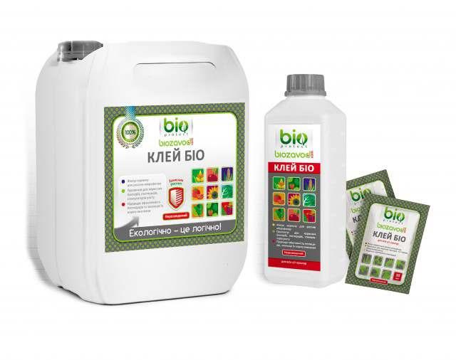 Прилипатель для гербицидов Клей Био (фунгицидов, пестицидов) - Изображение 1