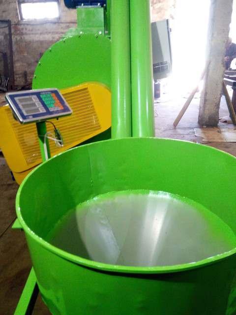 Комбікормова установка, горизонтальний змішувач, подрібнювач зерна - Изображение 2