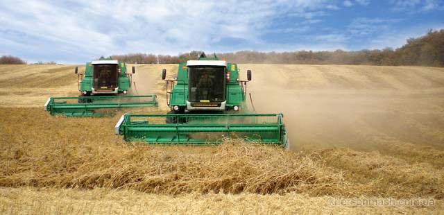 Аренда комбайнов Claas, John-Deere на уборку урожая - Изображение 2