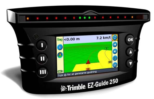 Система параллельного вождения Trimble - Изображение 1