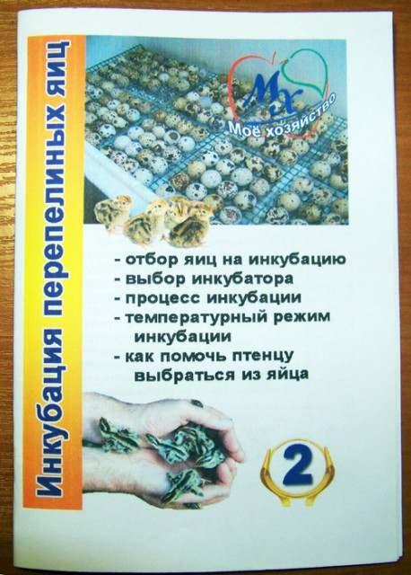 Выращивание перепелов, книга - Изображение 3