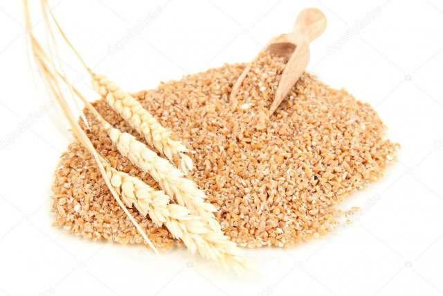 Висівки пшеничні (корм для тварин) - Изображение 1