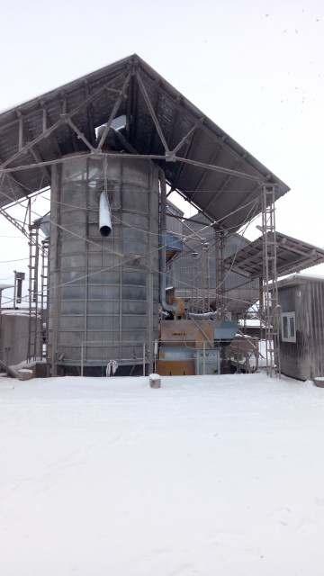 Мобильная зерносушилка Mecmar S 45/ 370 F - Изображение 1