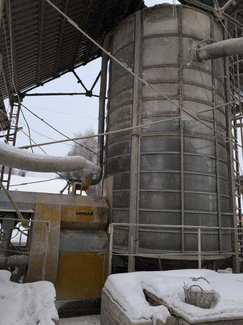 Мобильная зерносушилка Mecmar S 45/ 370 F - Изображение 11