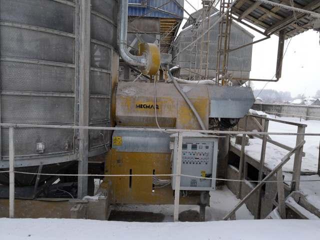 Мобильная зерносушилка Mecmar S 45/ 370 F - Изображение 7