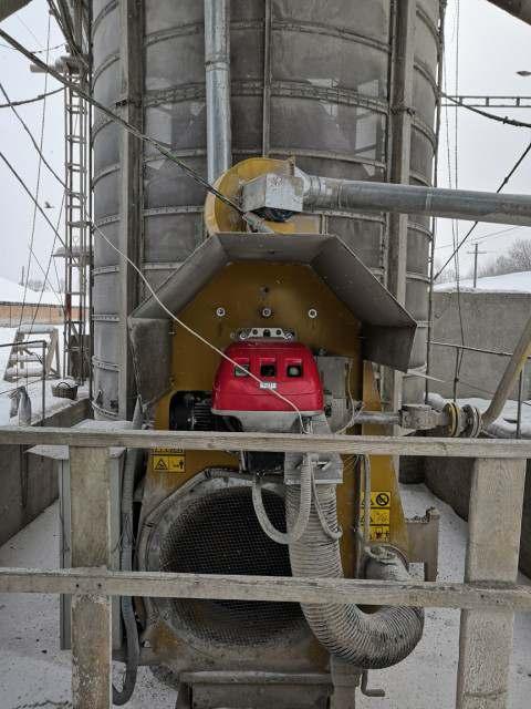 Мобильная зерносушилка Mecmar S 45/ 370 F - Изображение 9