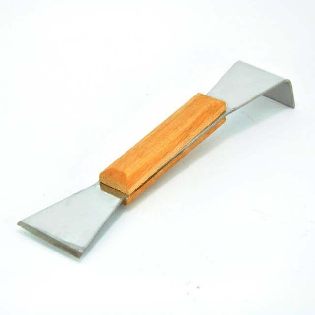 Стамеска пасечная 200 мм (нержавеющая) - Изображение 1