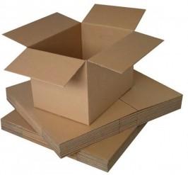 Стандартный ящик картонный. Картонная упаковка - Изображение 1
